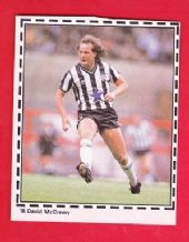 Newcastle United David McCreery Northern Ireland (MFACD)